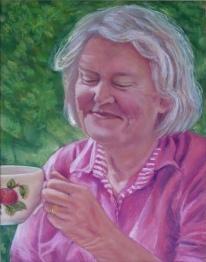 libby-enjoying-cup-of-tea
