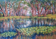 monet-pond-by-the-sea