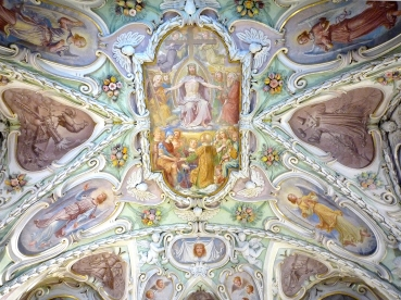 painted-ceiling-from-church-in-olomouc-cz